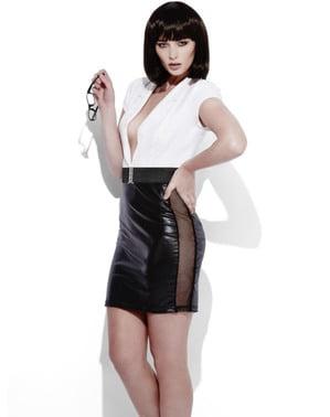 Sexy Sekretärin Kostüm Fever für Damen für kostüm