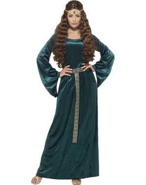 תלבושות הנסיכה Medieval
