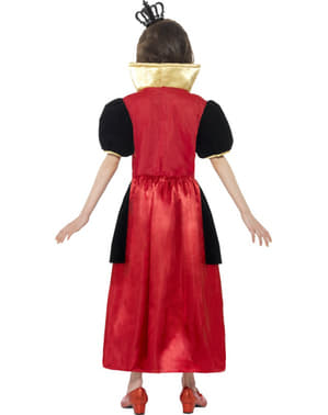 Prinzessin der Herzen Kostüm für Mädchen
