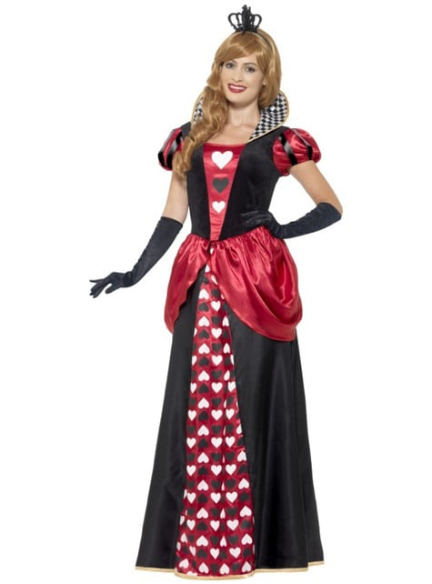 Woman's Her Royal Highness of Hearts Costume