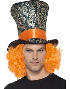 Man's Hatter's Hat