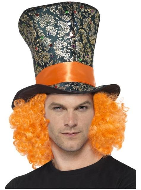 Sombrero de sombrerero para hombre