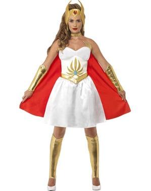 She Ra kostume til kvinder