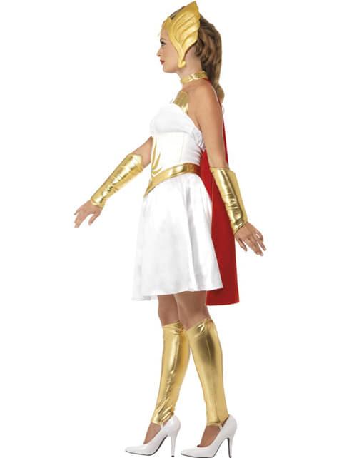 Disfraz de She Ra para mujer - original