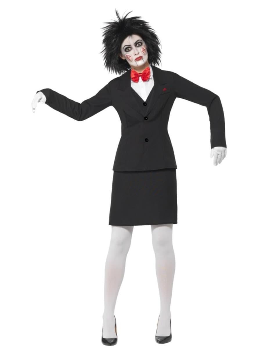 disfraz jigsaw mujer