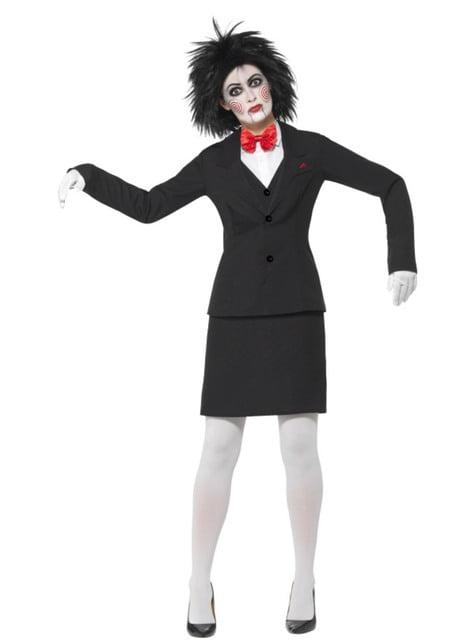Saw Jigsaw kostume til kvinder