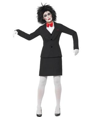 Жіночий Jigsaw пила костюм