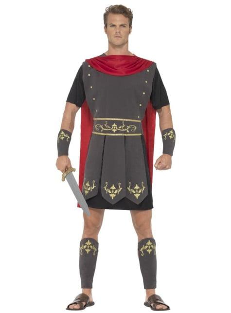 Fato de centurião romano para homem