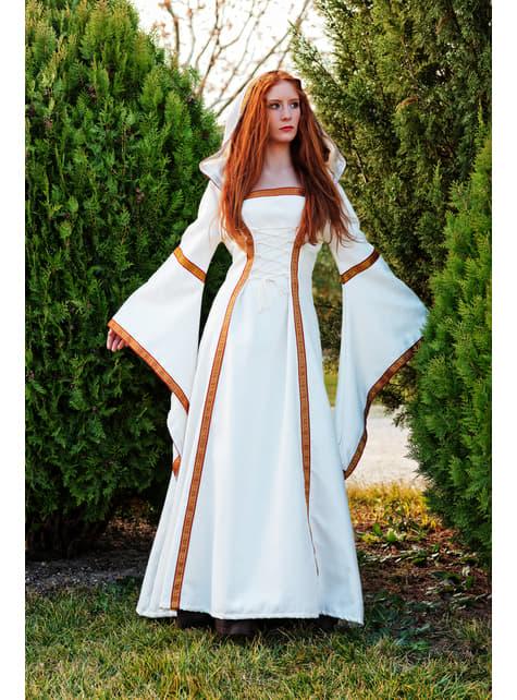 Disfraz de princesa Eleanea para mujer