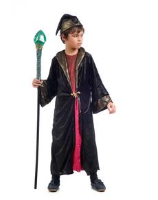 disfraz de brujo poderoso para nio