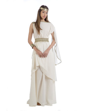 Woman's Goddess of Olympus Costume