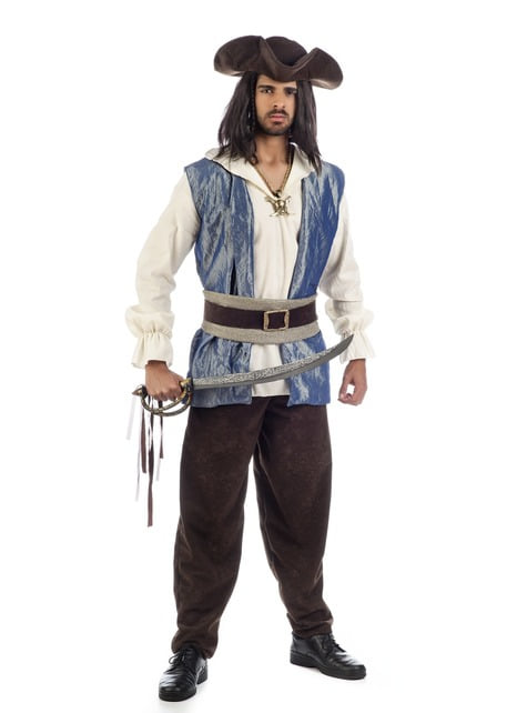 Déguisement pirate Jack homme