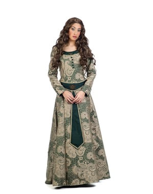 Kostium księżniczka Izabela damski