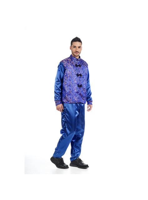 Kostium Chińczyk mandaryński męski