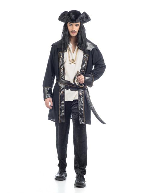 Man's Cheating Pirate Costume