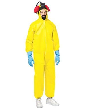 Walter White Breaking Bad Costume