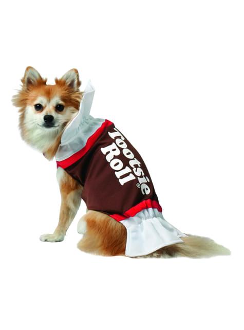 Déguisement bonbon chocolat chien