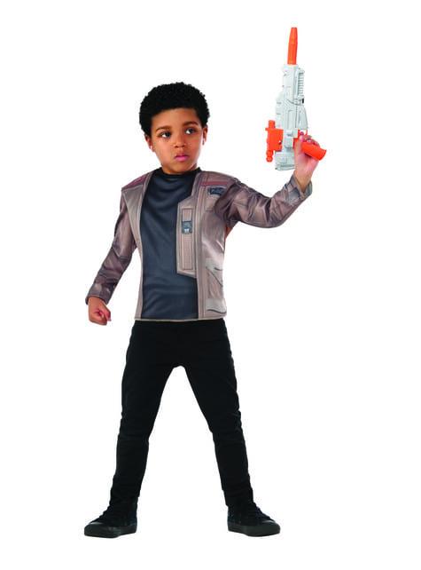 Kit disfraz de Finn Star Wars para niño