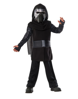 Boy's Muscular Kylo Ren Costume Kit