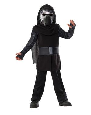 Chlapecký kostým s vyrýsovanými svaly Kylo Ren Hvězdné války