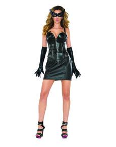 sexy catwoman kostum fur damen