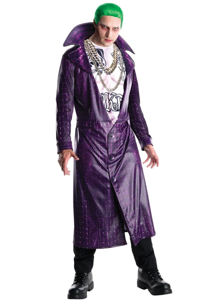 disfraz de halloween guason