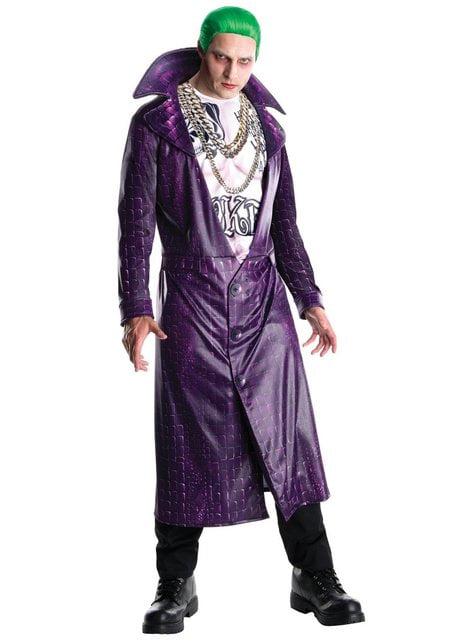 Joker Suicide Squad Costume
