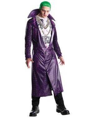 Fato de Joker Suicide Squad para homem