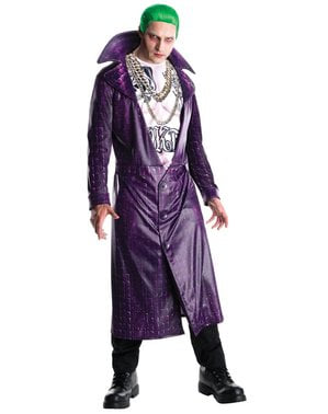 Kostium Joker Legion samobójców męski