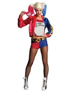Suicide Squad Harley Quinn kostume til kvinder