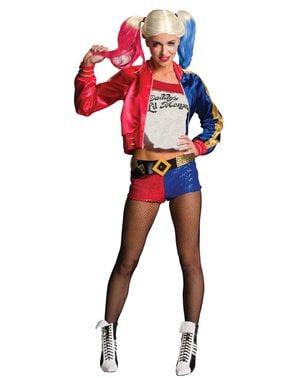 Dámský kostým Harley Quinn Sebevražedný oddíl