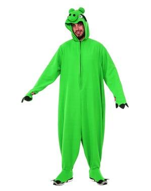 Costum Leonard Angry Birds pentru adult