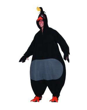 Fato de Bomb Angry Birds para adulto