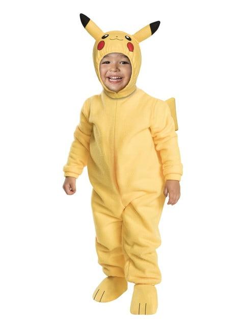 Déguisement Pikachu bébé