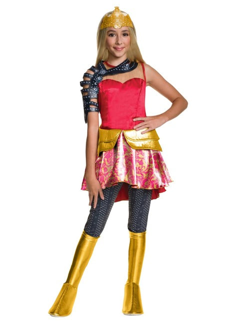 Girl's Apple White Ever After High Costume