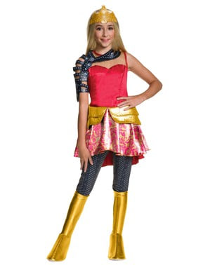 Appel White Ever After High Kostyme Jente