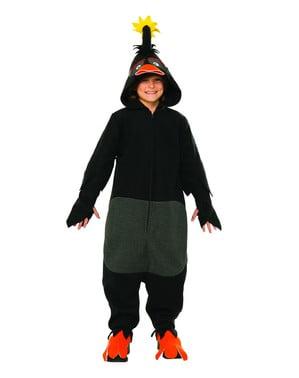 Costume da Bomb Angry Birds per bambini