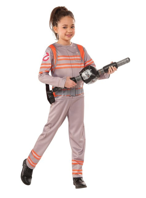Girl's Deluxe Ghostbusters 3 Costume
