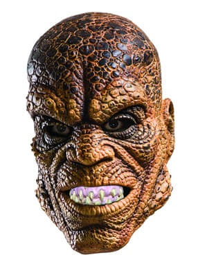Mask de Killer Croc Suicide squad vuxen