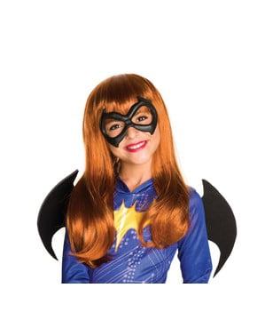 Batgirl pruik voor meisjes