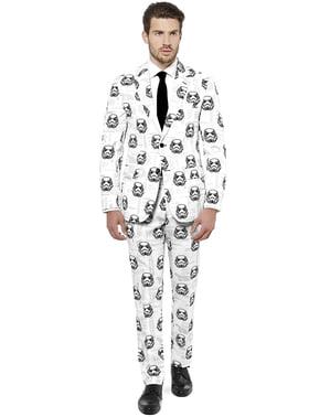 Opposuit Stormtrooper jakkesæt til mænd