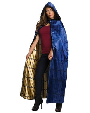 Woman's Deluxe Wonder Woman: Batman proti Superman Cape