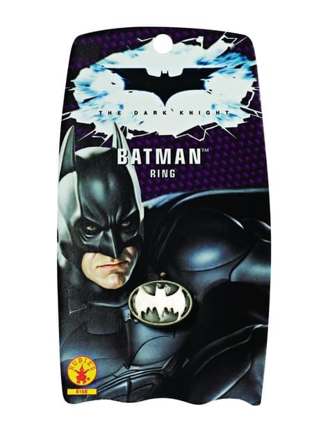 Anel de Batman de led
