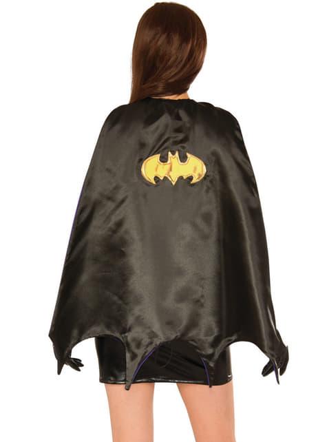 Omkeerbaar Batgirl cape voor vrouwen