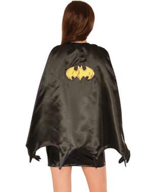 Dwustronna peleryna Batgirl damska