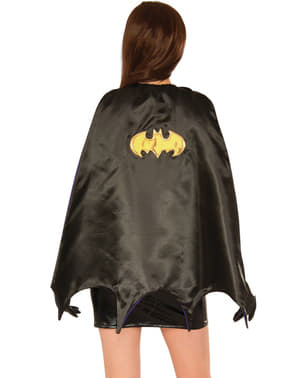 Woman's Reversible Batgirl Cape
