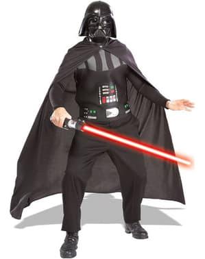 Perinteinen Darth Vader- asu miehille