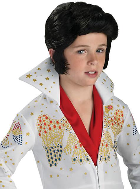 Chlapecká paruka Elvis