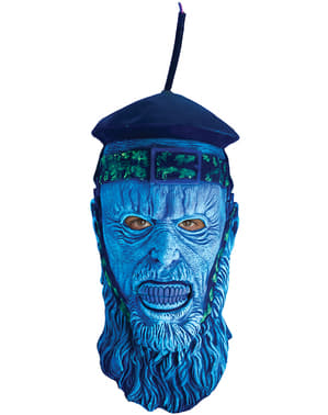 Maschera da Subway Ghostbuster deluxe per adulto