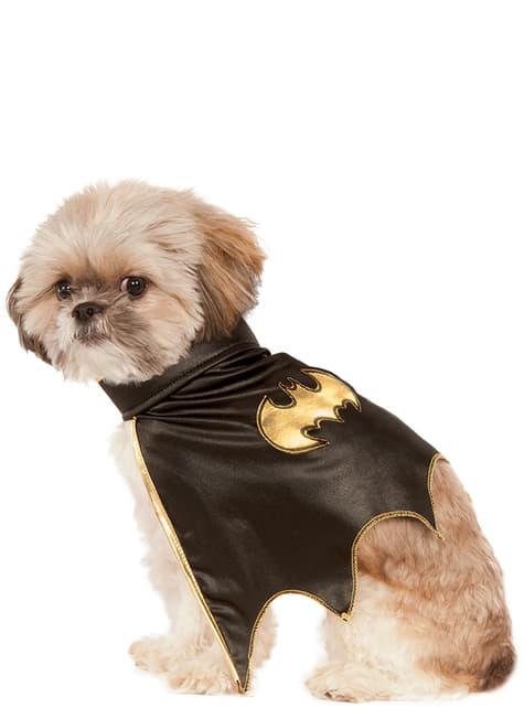 Batgirl cape voor honden